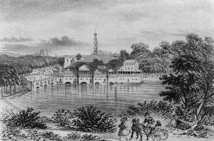Fairmount Water Works 1874 Philadelphia PA
