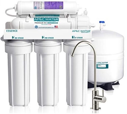 APEC ESSENCE ROES-PH75 Top Tier Alkaline Minderal pH Reverse Osmosis System 2