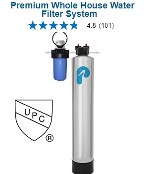 Best Whole House Water Filters - Pelican Premium Model