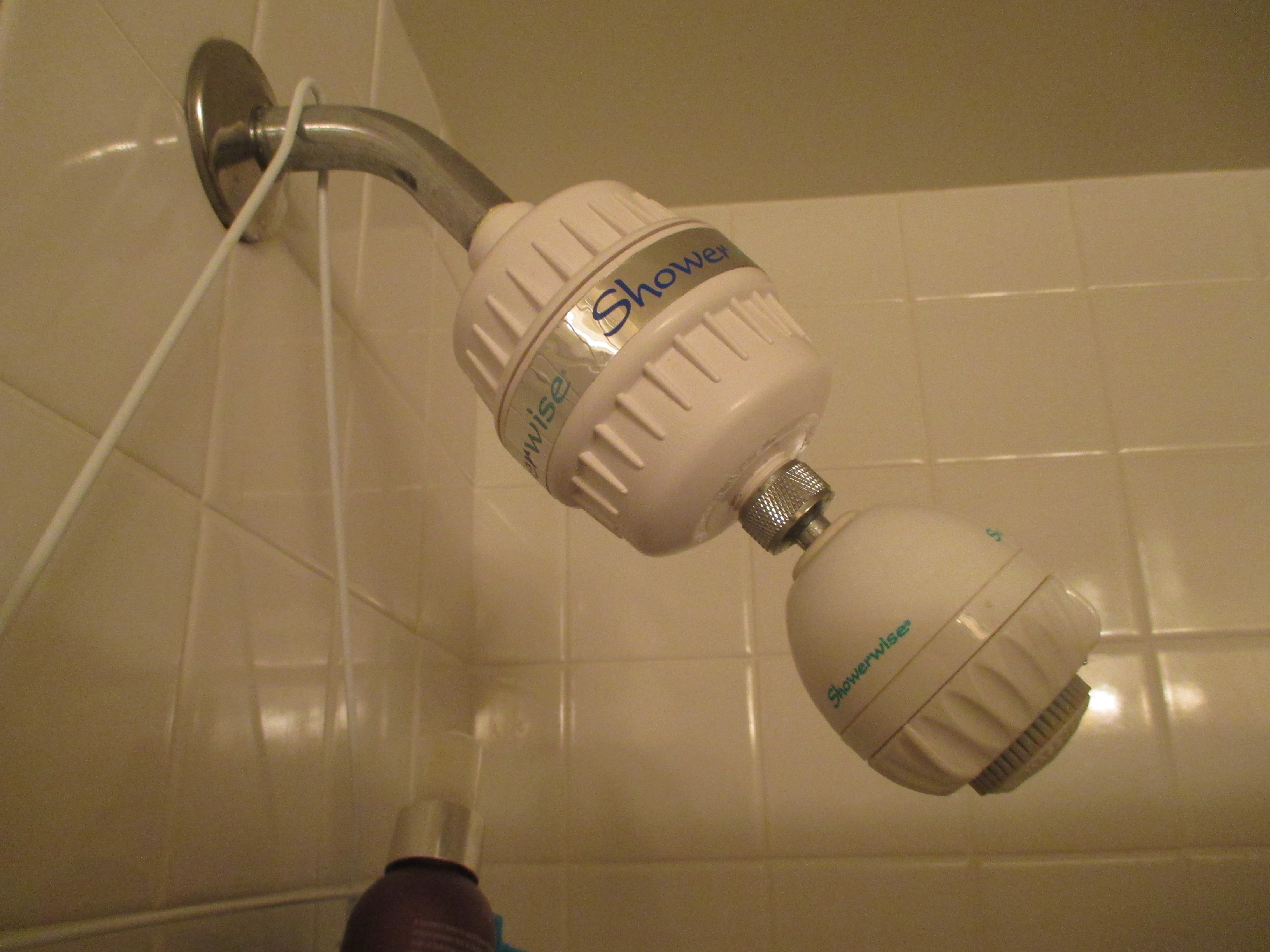 ShowerWise Filter by WaterWise