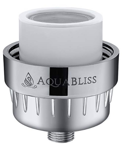AquaBliss High Output Universal Shower Replaceable Multi Stage Filter Cartridge-Chrome (SF220)