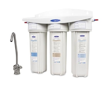 Crystal Quest SMART Under Sink Water Filter System