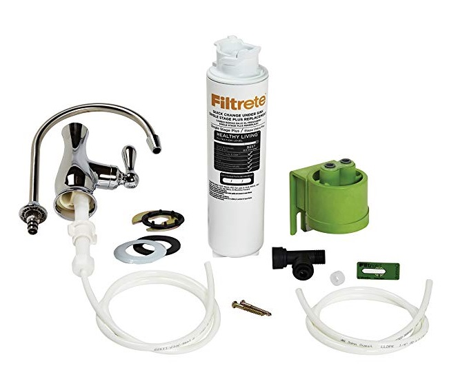 Filtrete 4US-MAXl-S01 water filter with Faucet