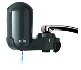 PUR FM2500V Classic Faucet Mount Filter Small