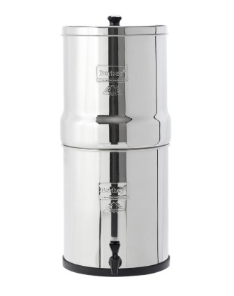 Best Countertop Water Filters - Big Berkey