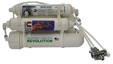 Best Countertop Water Filters - Reverse Osmosis Revolution's Countertop Portable 5-stage RO System